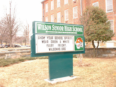 Woodrow Wilson High School - Class of 1987