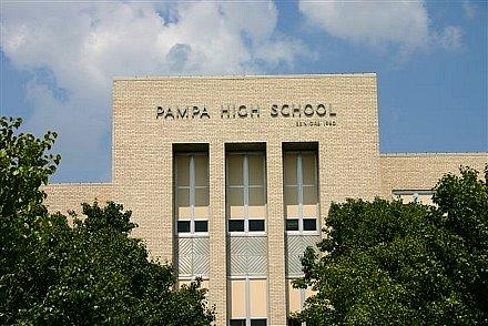 Pampa High School - Class Reunion Websites